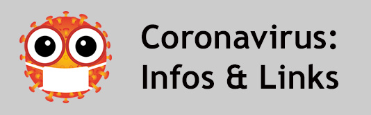 Coronavirus Infos und Links